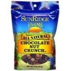 SUNRIDGE FARM Chocolate Crunch Nut, 25 Pound