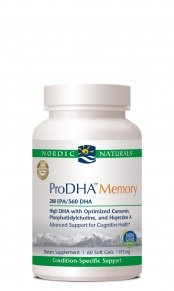 Nordic Naturals - ProDHA Memory 60 Softgel by Nordic Naturals