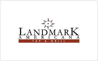 Amazon.com: Landmark Americana - Tarjeta de regalo de la ...