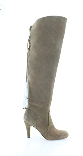 Vince Camuto Women's Cherline Riding Boot, Valley Wood, 7.5 M US