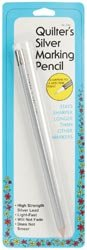 Bulk Buy: Dritz Quilter's Marking Pencil Silver C83 (6-Pack) by Dritz