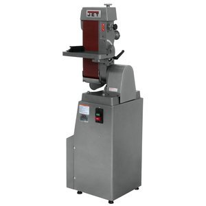 JET J-4301A 6-Inch by 48-Inch Three Phase Industrial Belt Finishing Machine