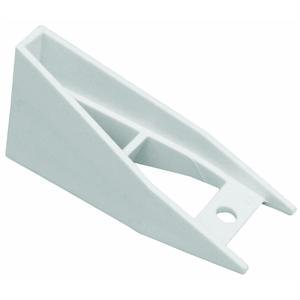 Genova RW112 Gutter Bracket Spacer For use with RainGo and Repla K systems, White by Genova - Raingo White Gutter