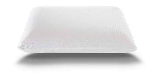 Live & Sleep Classic - Memory Foam Pillow - Cooling Bed Pillow - Premium Quality - Medium Firm - Hypoallergenic CertiPUR Certified - Washable Soft Fabric Cover – Standard Size
