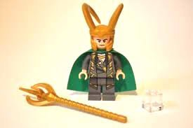 Lego: Superheroes - Loki with cosmic cube - Lokis Cosmic Cube