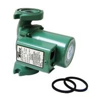 Taco 00R-F6-1IFC Radiant Heating Circulator Pump with Flow Check, 1/25 hp, Cast Iron ()