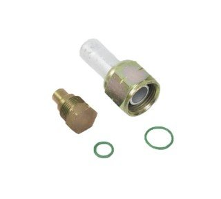BK15055 Rear A/C Block Off Kit Auto Cooling Solutions