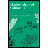 img - for Marine Algae of California book / textbook / text book