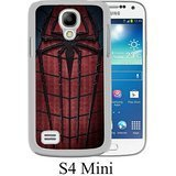 The Amazing Spider Man 2 White Samsung Galaxy S4 Mini Shell Case,Unique Cover