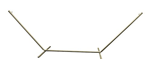 Royal Bath 15-ft Galvanized Steel Hammock Stand - Taupe