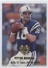 (Peyton Manning (Football Card) 2000 Collector's Edge Peyton Manning Destiny - [Base] #PM6)