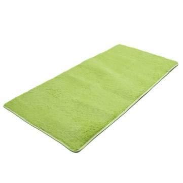 80x160cm Bedroom Living Room Soft Shaggy Anti Slip Carpet Absorbent Mat - Carpets, Mats & Rugs Carpets & Rugs - (Olive Drab)