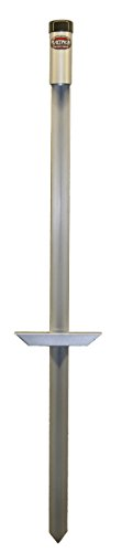 Sand Spike Surf Spike All Aluminum Made in USA Mill Finish