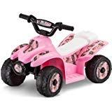 6V Kid Trax Mossy Oak Quad Ride-On, Pink Camo ()