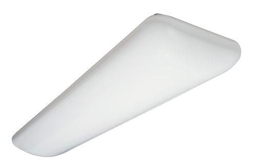 Lithonia Lighting 10640RE Linear Litepuff Flush Mount Lighting