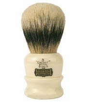 (Simpson Shaving Brushes Chubby Ch3 B Best Badger Handmade British Shaving Brush)