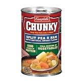 Campbell's Chunky Split Pea & Ham Soup 18.8 oz