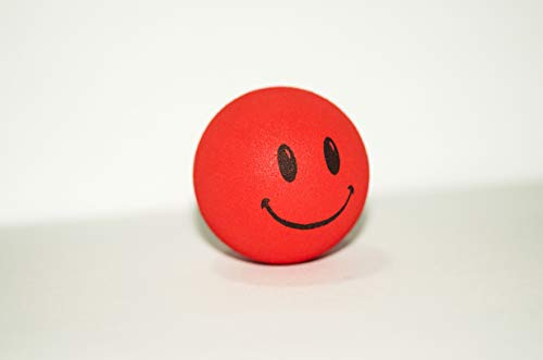 Car Antenna Topper Pencil - MMTH 1x Happy Smiley Antenna Topper Aerial Ball Decoration Toy Red