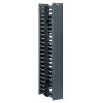 Panduit WMPV45E Vertical Cable Management, Black by Panduit (Image #1)