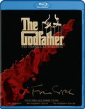 The Godfather Collection (The Coppola Restoration) [Blu-ray] from Paramount Home Entertainment