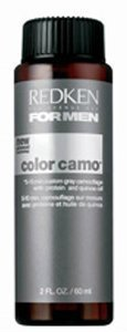 Redken Men's Phase Out Gray Camouflage Color Dark Natural