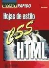 Hojas de Estilo CSS HTML - Acceso Rapido (Spanish Edition)