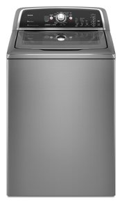 Maytag Bravos X Top Load Washer with with Allergen cycle 3.6 Cu. Ft., Silver MVWX700XL