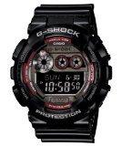 Casio G-Shock Digital Dial Stainless Steel Quartz Men's Watch GD120TS-1