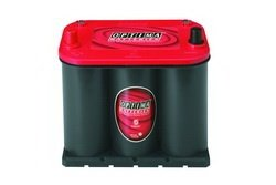 Optima Battery 25 RED TOP GRP 80160