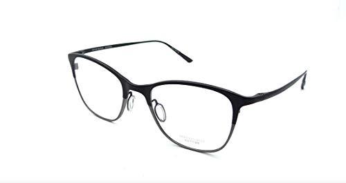 Oliver Peoples Rx Eyeglasses Frames Abbe 1153T 5196 48x19 Black Pewter ()