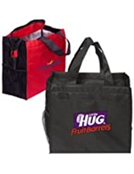 Metro Insulated Lunch Tote 50 QUANTITY 7 35 EACH PROMOTIONAL PRODUCT BULK BRANDED With YOUR LOGO CUSTOMIZED