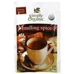 Simply Organic Certified Organic Mulling Spice by Simply Organic by Simply Organic