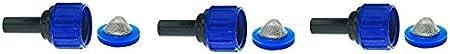 Raindrip R325C 3//4-Inch Hose Thread Swivel to 1//4-Inch Tubing Adaptor