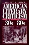American literary criticism from the thirties to