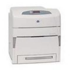 HP Color LaserJet 5550dtn - Printer - color - duplex - laser - A3, Ledger - 600 dpi x 600 dpi - up to 28 ppm (mono) / up to 28 ppm (color) - capacity: 1100 sheets - Parallel, USB, 10/100Base-TX (Laserjet Colour 5550dtn Printer)