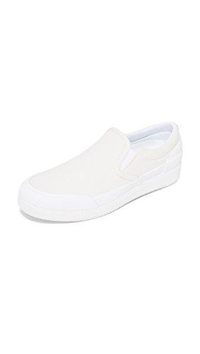 Stivali Da Caccia Stivali Da Donna Originalissimi Slip Slip On Sneakers, Bianco, 8 B (m) Us