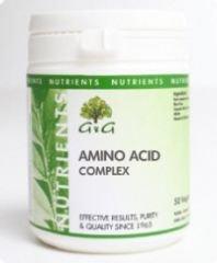 Amino Acid Complex [Aminosäure-Komplex] 100 veg. Kapseln GG (vegan)