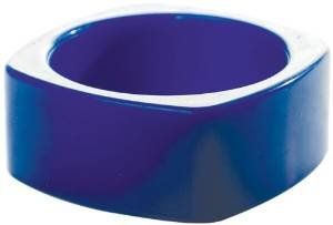 Quadris Soap - Bumkins Nixi Quadro Silicone Teething Bracelet, Navy