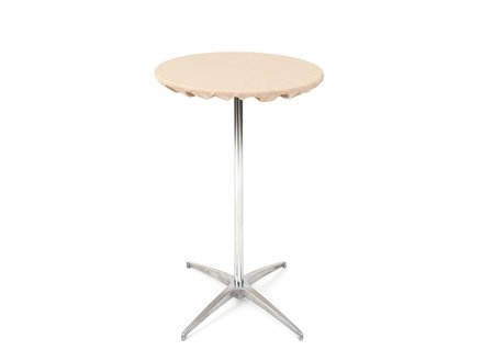 CoverMates – Round Table Top Cover – 30–36 DIAMETER – Elite Collection – 3 YR Warranty – Year Around Protection - Khaki