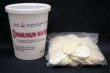 Communion Wafer-Plain (Pk/250) (250 Pack) 1-1/8