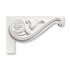 Focal Point 99924 Small Victorian Stair Bracket Right 6 3/4