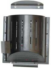 Akoma Hound Heater Dog House Furnace Deluxe with Cord Protector and Mounting Template (Electric Dog Heater compare prices)