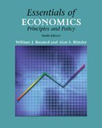 Essentials of Economics: Principles and Policy (with InfoTrac) (Available Titles Aplia)
