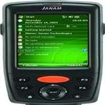 Janam XM66W-0PAFBV00 Series XM66 Handheld Computing Devices, Rugged PDA, WLAN 802.11A/B/G, BT, Win Mobile 6.1, 256 MB/256 MB, PDA Keypad, 3.5'' Color Display, Micro SD Slot