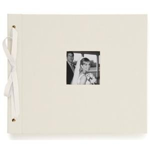 KoLO Newbury Scrapbook Albums (Ivory) (Kolo Newport Refill)