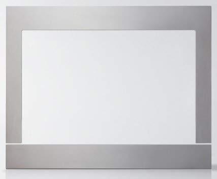 Panasonic - Marco de Montaje de Acero Inoxidable: Amazon.es: Hogar