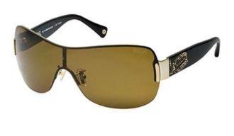516409d8285 Coach Sunglasses - Daniella   Frame  Black Lens  Polarized Brown ...