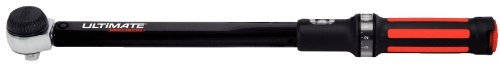 KS Tools 516.4042 1/2' ULTIMATEprecision Ratschen-Drehmomentschlü ssel Drehknopf, 20-200Nm KS-Tools Werkzeuge-Maschine