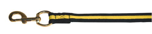 Kerbl 321495 Soft-Doppellonge 17 m, blau / gelb