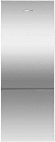 - Fisher Paykel RF135BRPX6 25 Inch Counter Depth Bottom Freezer Refrigerator with 13.5 cu. ft. Total Capacity in Stainless Steel